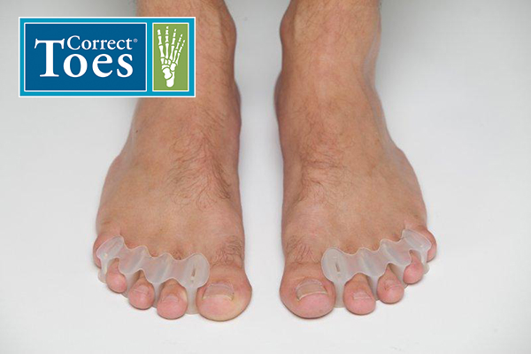 male toes